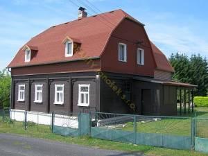 Prodej chaty a chalupy: Prodej roubeného domu v Rumburku