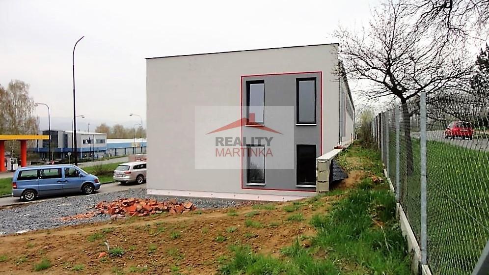 Pronájem cihlového bytu 1+kk, 48 m2, Valašské Meziříčí
