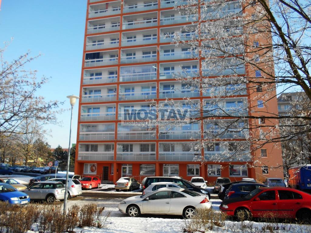 Prodej bytu 2+kk/L, Most - Rozmarýnová ul.