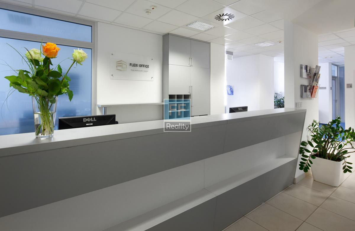 Pronájem luxusní kanceláře 20m2, ul. Na Poříčí, Praha 1 - Nové Město.