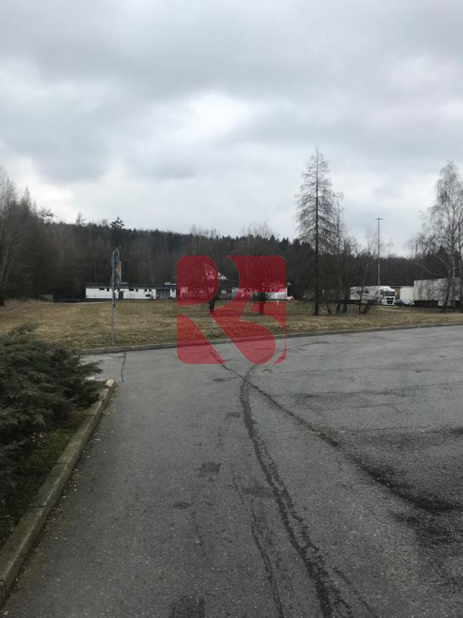 Prodej st. parcely na dálničním odpočívadle Jihlava, Pávov - 2783 m2
