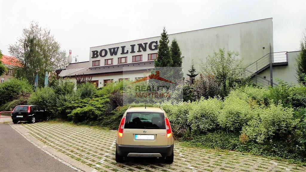 Prodej bowlingového centra s restaurací, Valašské Meziříčí
