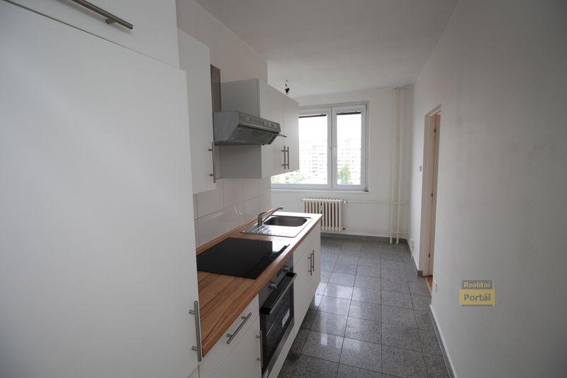 Pronájem bytu  2+1/L, 59,53m2, Praha 9 - Letňany, po rekonstrukci