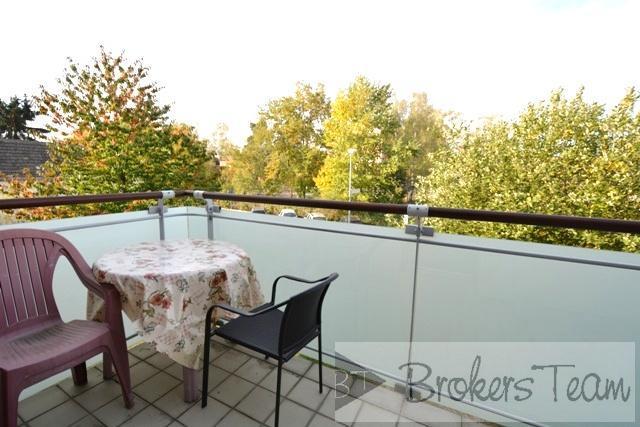 Byt 1+kk s komorou a balkonem - Praha Štěrboholy