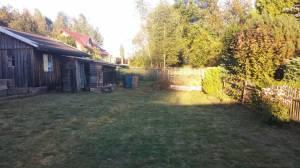 Pozemky na prodej: Prodám stavební pozemek s chatkou