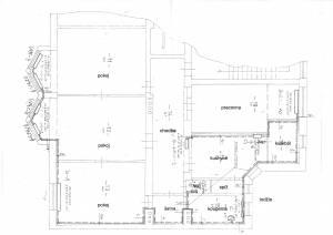 Nemovitosti na prodej: Prodej prostorného bytu 4+1 (146 m2) v domě se zahradou v žádané lokalitě Brno- Černá Pole.
