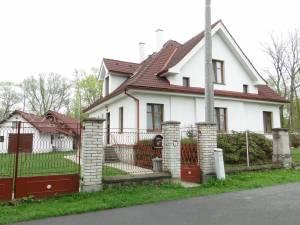 třígenerační rodinný dům - vila