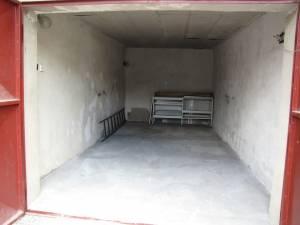 Pronájem garáže Nový Bor