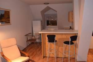 Pronájem bytuKrásný slunný byt 2+1 v cihlovém domě v parku blízko centra