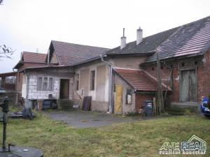 Prodej RD 3+1 (97m2) + garáž, dílna, sklad (102m2), pozemek 1.899m2, část obce Zaječice, obec Pyšely, okr. Benešov