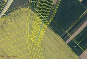 Prodej zemědělského pozemku v Ořechově orná půda 3 878 m2 obhospodařované a parcely v kú Polešovice