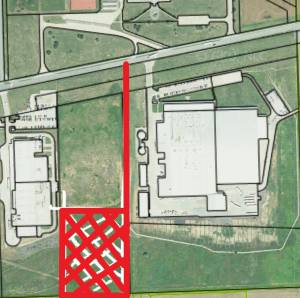 Pozemok v priemyselnom parku - Kechnec na predaj